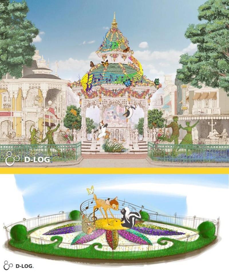 Festival du printemps 2014 (Disneyland Park) - Page 6 97114810