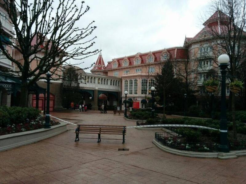 Plan vent à Disneyland Paris 99668810