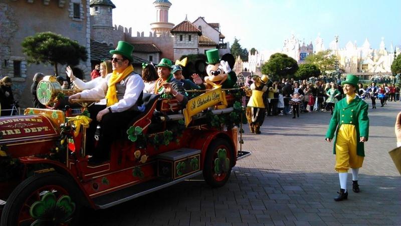 La St Patrick Day le 17 mars et le Welsh festival  (7 au 9 mars 2014) - Page 7 99885710