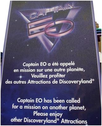 Captain EO... Fermeture... réouverture... - Page 18 Captai10