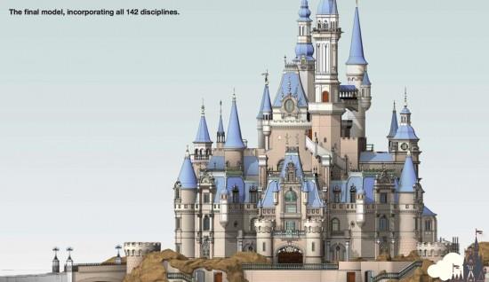 Shanghai Disneyland  - Page 9 Castle10