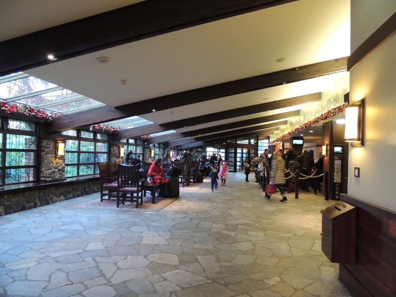 Séjour au Sequoia Lodge - Du lundi 9 au Mercredi 11 décembre 2O13 Dscn5018