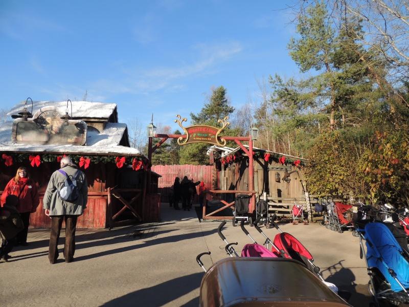 Séjour au Sequoia Lodge - Du lundi 9 au Mercredi 11 décembre 2O13 Dscn5124