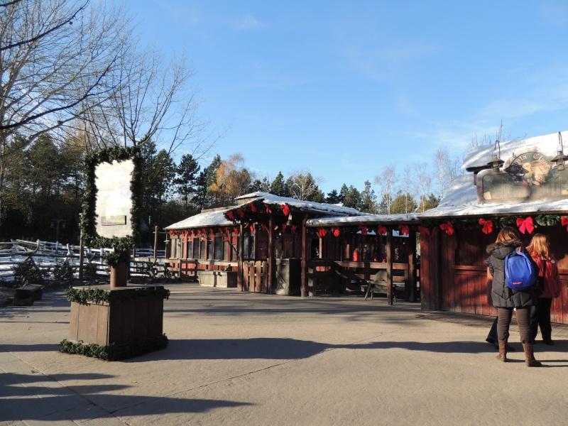 Séjour au Sequoia Lodge - Du lundi 9 au Mercredi 11 décembre 2O13 Dscn5125