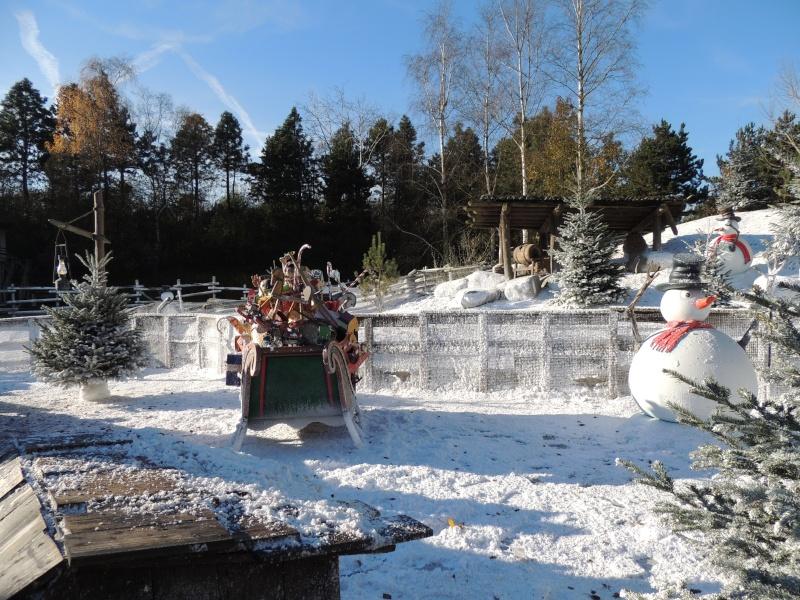 Séjour au Sequoia Lodge - Du lundi 9 au Mercredi 11 décembre 2O13 Dscn5130