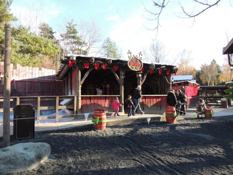 Séjour au Sequoia Lodge - Du lundi 9 au Mercredi 11 décembre 2O13 Dscn5132