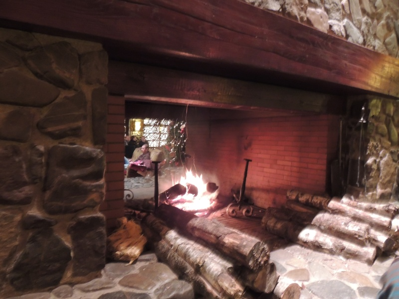 Séjour au Sequoia Lodge - Du lundi 9 au Mercredi 11 décembre 2O13 - Page 3 Dscn5457