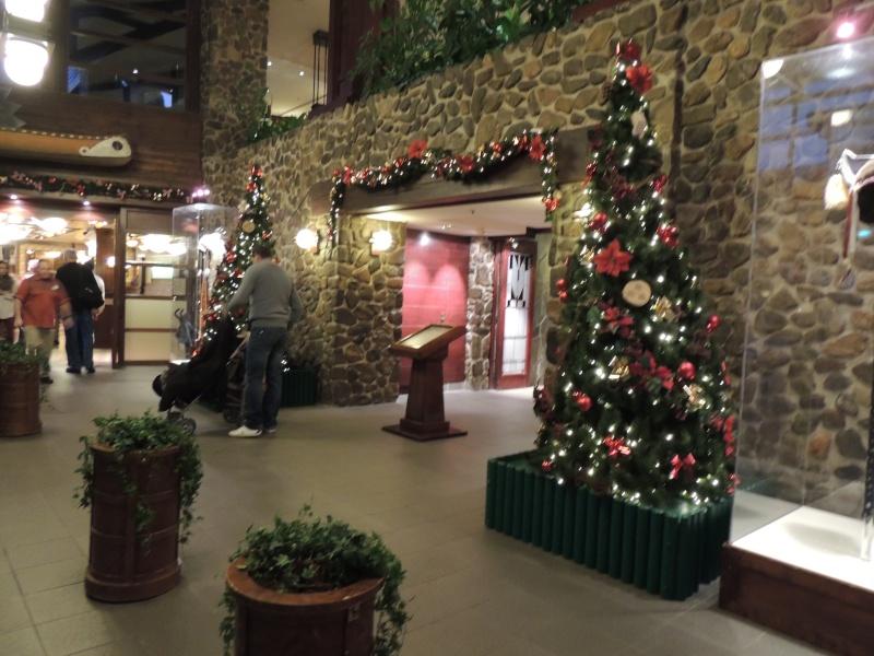 Séjour au Sequoia Lodge - Du lundi 9 au Mercredi 11 décembre 2O13 - Page 5 Dscn5562