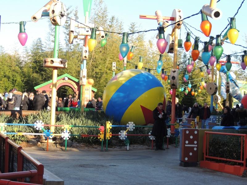 Séjour au Sequoia Lodge - Du lundi 9 au Mercredi 11 décembre 2O13 - Page 5 Dscn5692