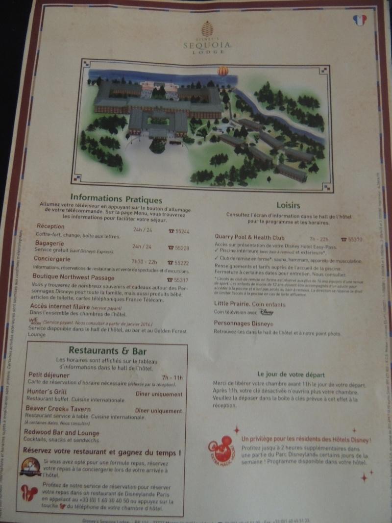 Séjour au Sequoia Lodge - Du lundi 9 au Mercredi 11 décembre 2O13 Dscn6311