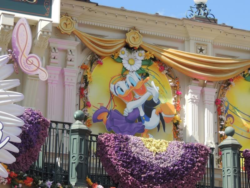 Festival du printemps 2014 (Disneyland Park) - Page 13 Dscn7448