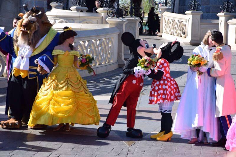 Demande en Mariage à Disneyland Paris !  Lk10