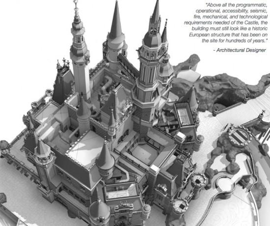 Shanghai Disneyland  - Page 9 Overhe10