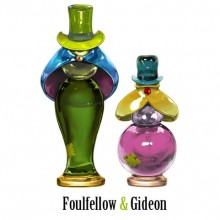 flacons de parfum à l'effigie des Vilains Disney Perfum14