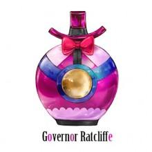 flacons de parfum à l'effigie des Vilains Disney Perfum25