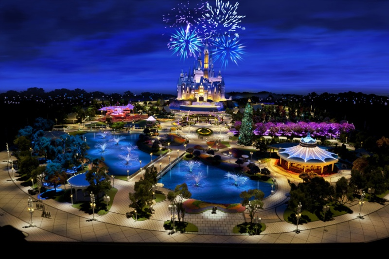 Shanghai Disneyland  - Page 9 Sdl93410