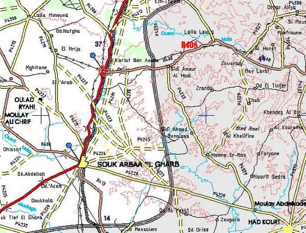 الطريق الجهوية 408/الرئيسية 26قديما Fsiwkn10