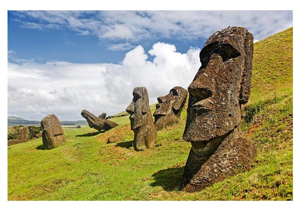 Colisée, île de Pâques… quand les touristes volent des pans du patrimoine Sans_t26
