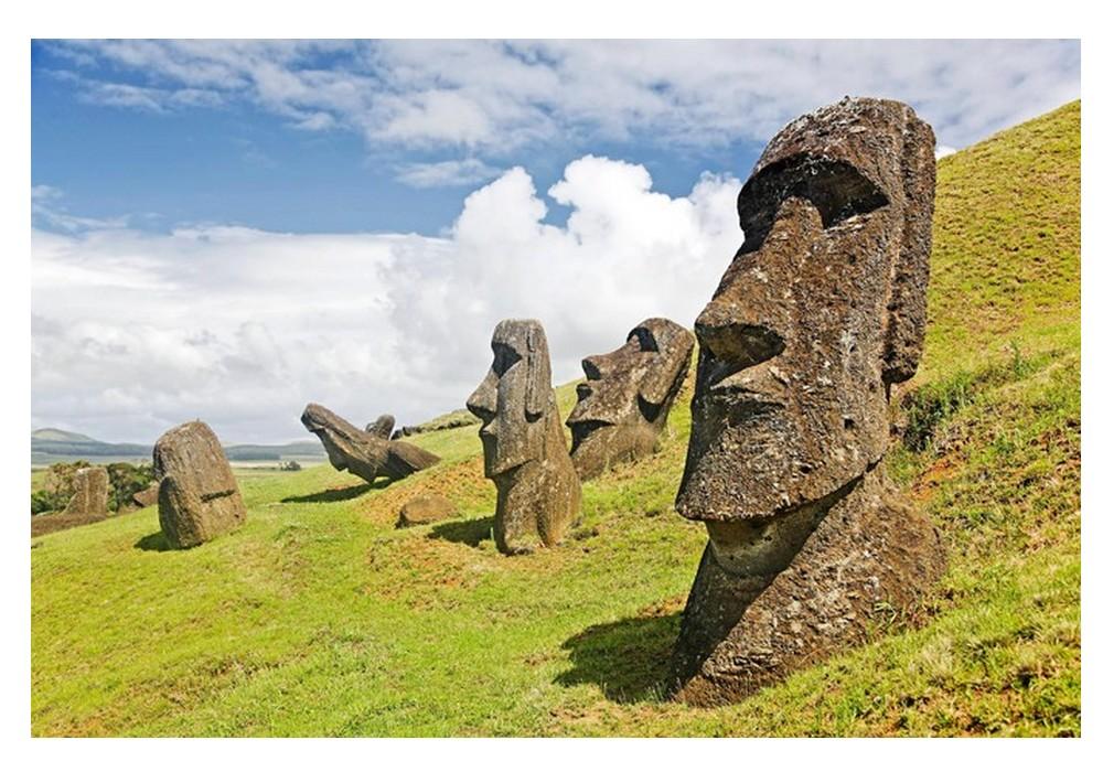 Colisée, île de Pâques… quand les touristes volent des pans du patrimoine Sans_t31