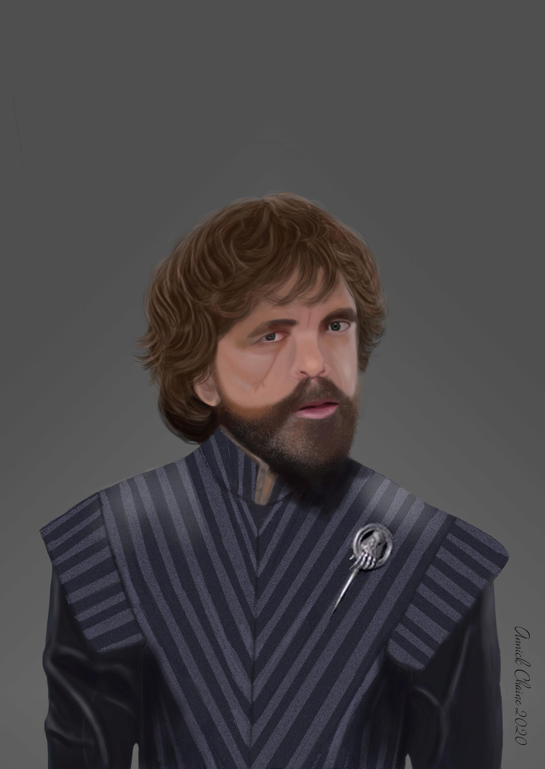 Painting de Petite_Perle Tyrion10
