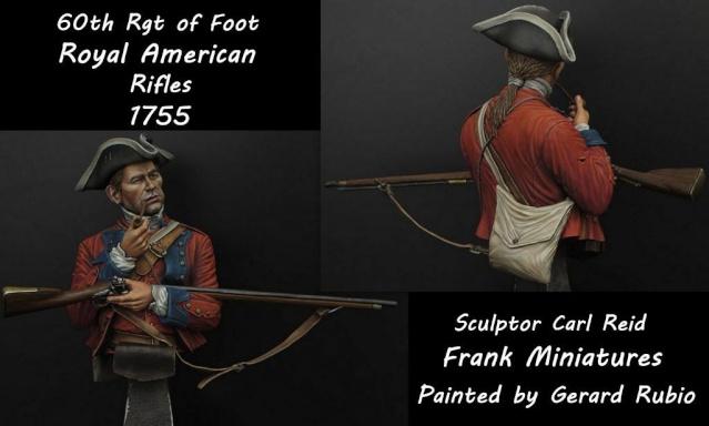 60 th Royal American Rifles 1755 73999410