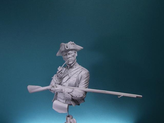 60 th Royal American Rifles 1755 Dscf2516