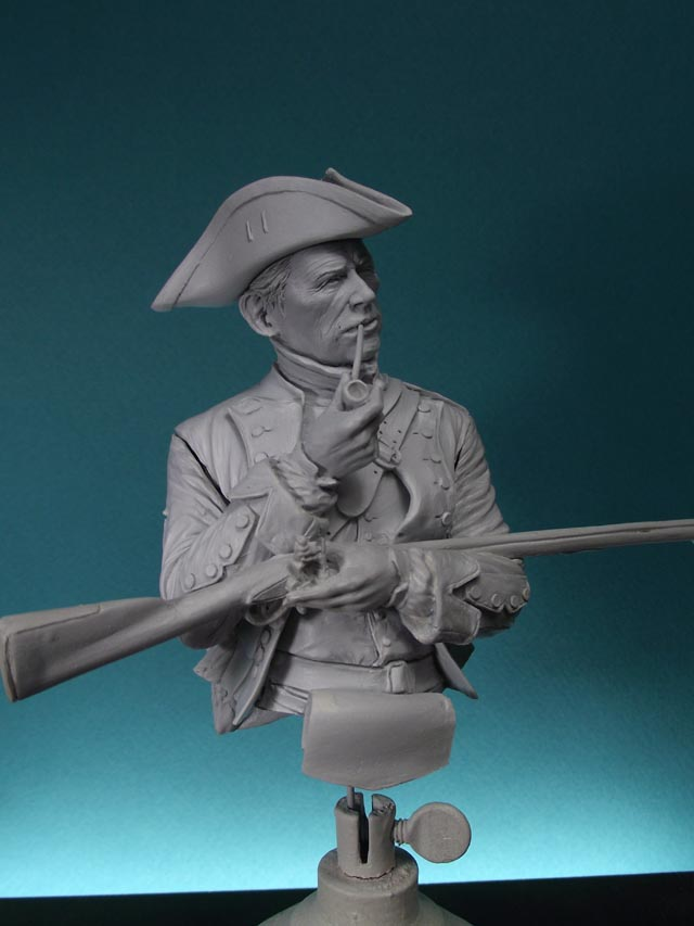 60 th Royal American Rifles 1755 Dscf2522