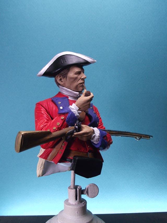 60 th Royal American Rifles 1755 Dscf2526