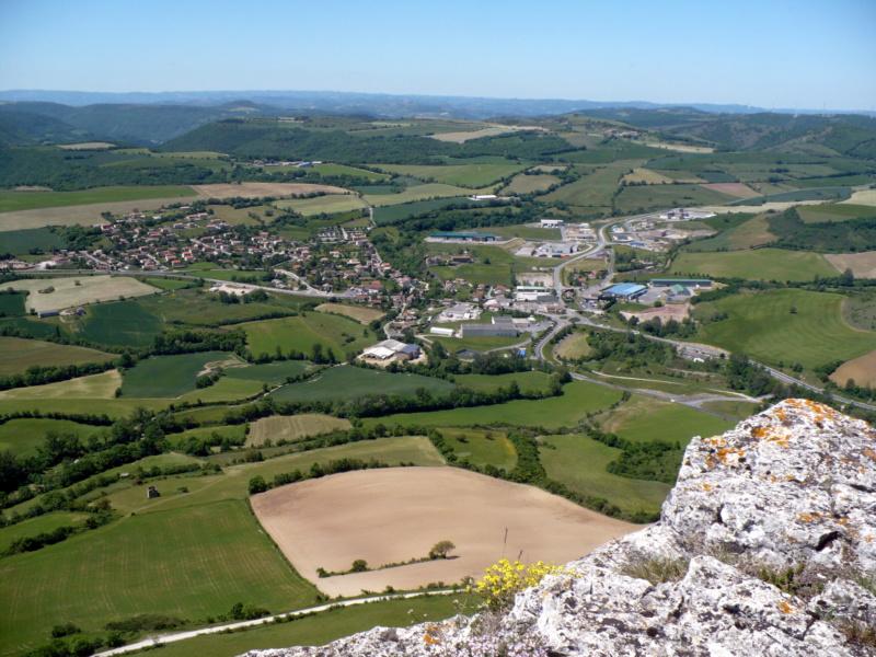 Kinderette au pays du Roquefort P1090014