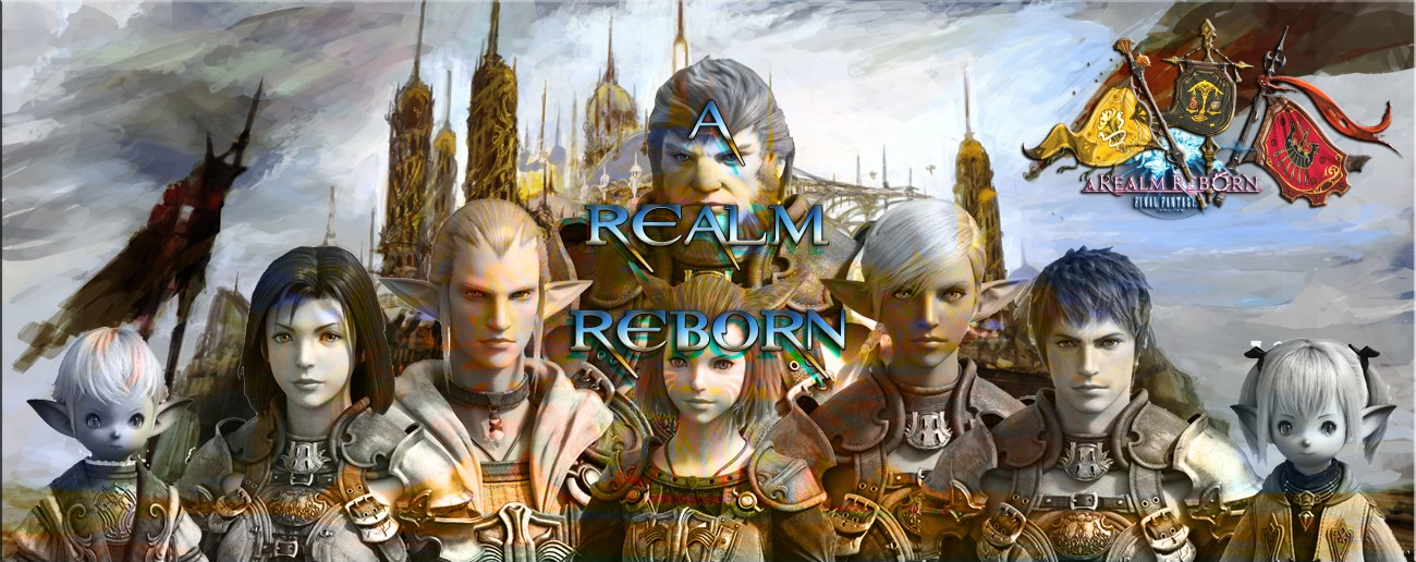 A Realm Reborn Community Site