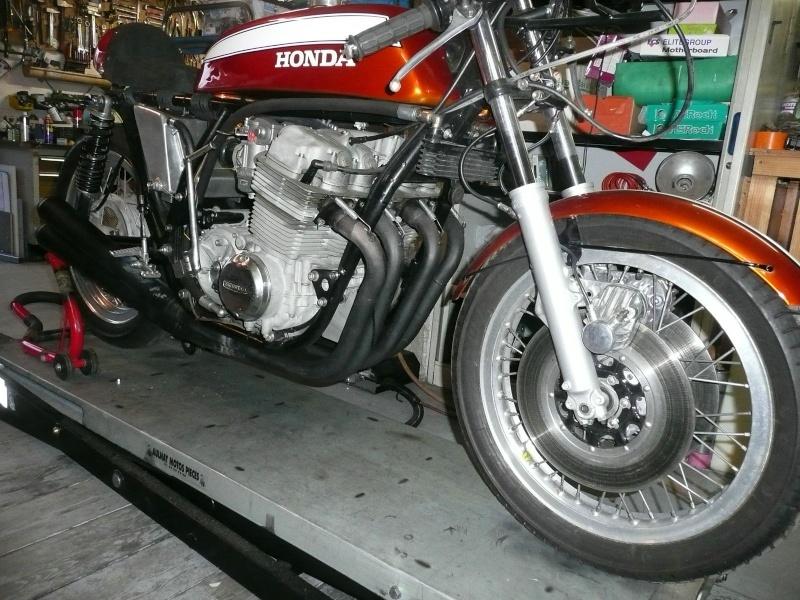 Reservoir huile Daytona  P1100310
