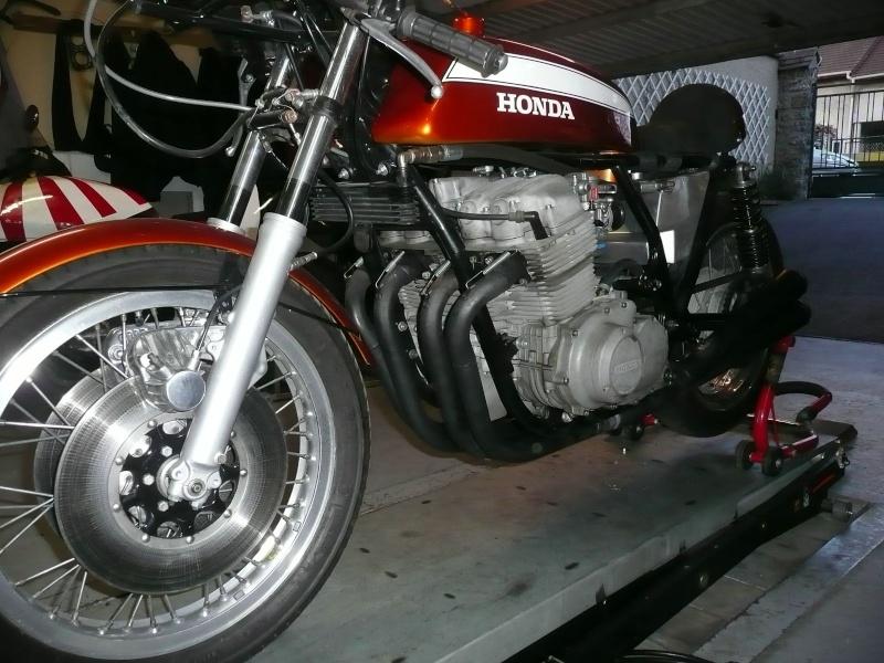 Reservoir huile Daytona  P1100311