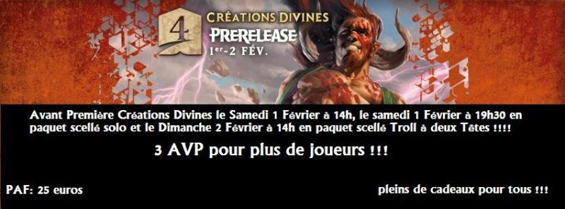 Avant première Créations divines le samedi 1 février à 14h!!!! Facebo10