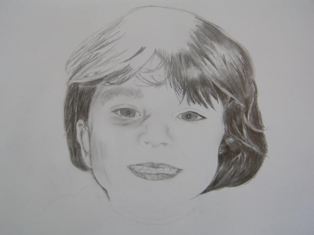 Petite fille [graphite]  Pict0412