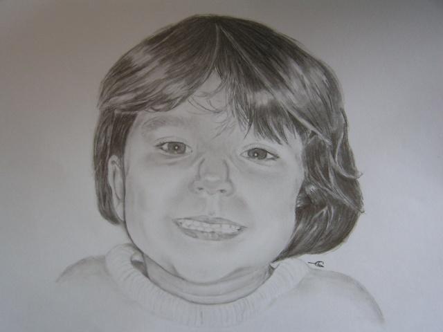 Petite fille [graphite]  Pict0611