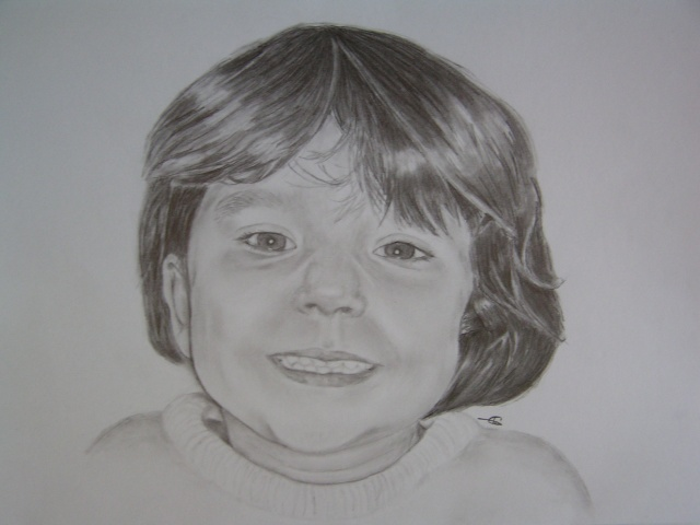 Petite fille [graphite]  Pict0614