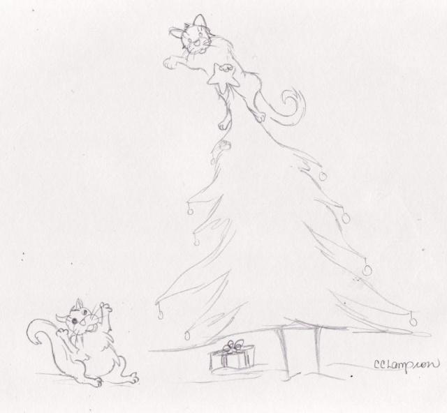 [Votes jusqu'au 17 décembre!!] Le jeu des 5 minutes - Tome 14 : Les sapins de Noël !! Jusqu'au 4 décembre 2013. Shadow10