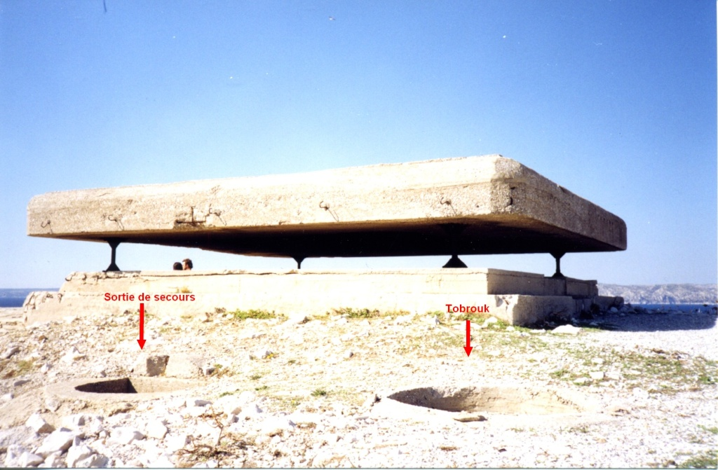 Mar 195a, MKB 9./611, Fort Ratonneau (Frioul, Marseille, 13) - Page 2 Img13211