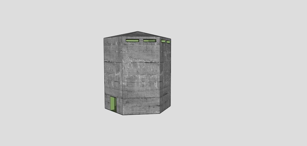 Petit blockhaus à Hyères (83) Sans_218