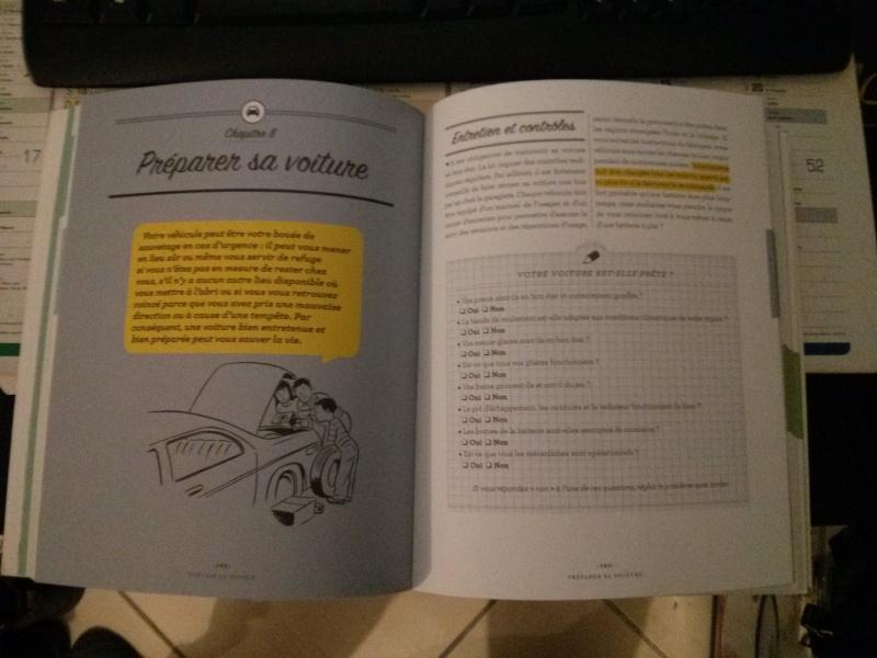 """[Manuel] """"Guide de préparation aux situations d'urgence"""" par Kathy Harrison 2013-115"""
