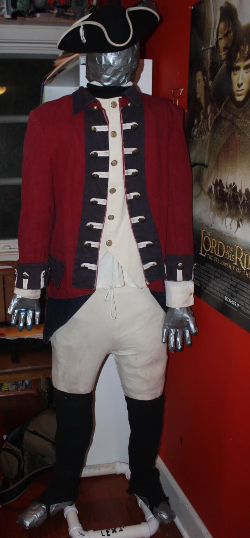 British Revolutionary War Infantry Uniform Img_4411