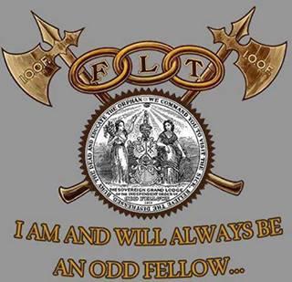 Soy y siempre seré un ODDFELLOW 99891610