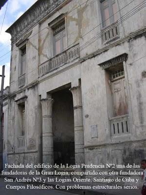 LAS LOGIAS EN CUBA Pruden10