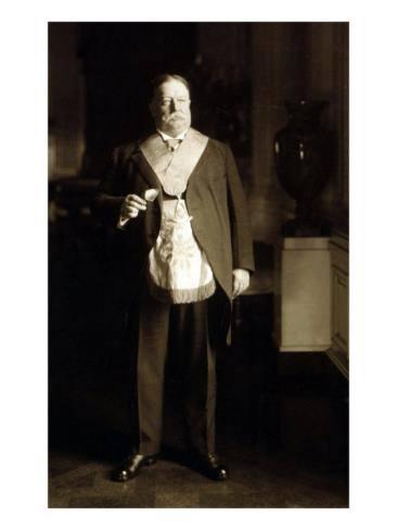 El Presidente William Howard Taft Willia10