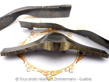 Chevalière or avec lapis-lazuli, à partir d'un lingot d'or de 102 grammes Cvoc0211