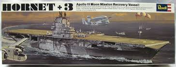 New project USS Hornet CVS 12 Apollo 11 Recovery mission  10167910