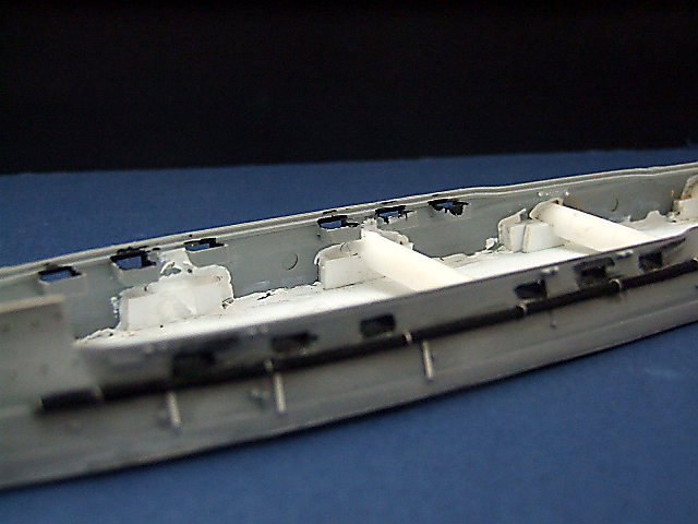 My new Project Russian Battleship Borodino 1905 Dscf4712