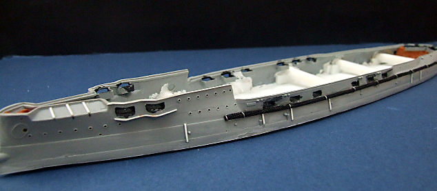 My new Project Russian Battleship Borodino 1905 Dscf4713