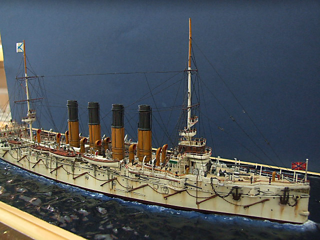 Russian Cruiser Varyag, My next project - Page 4 Dscf4717