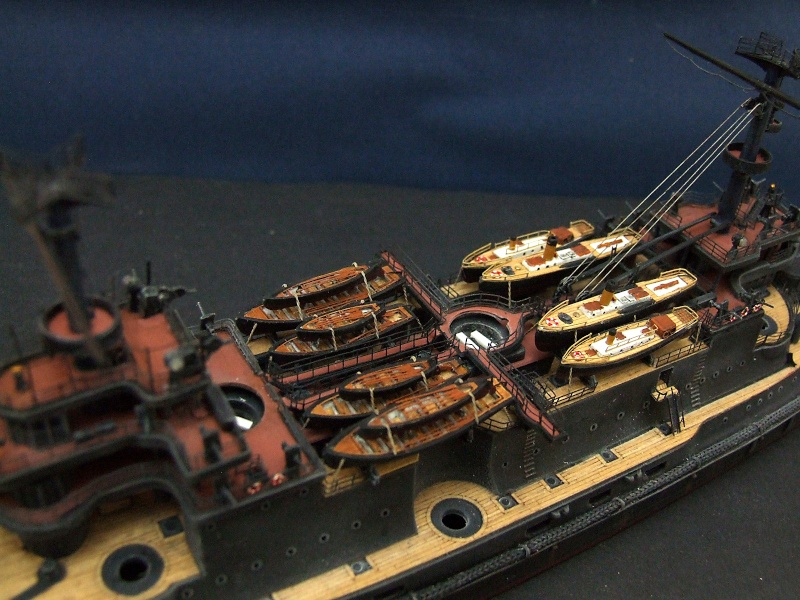 My new Project Russian Battleship Borodino 1905 - Page 3 Dscf4910